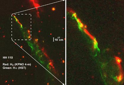 Laser's stellar jet replicates star behavior - Futurity