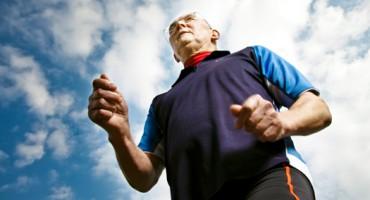 Jogging Active Senior