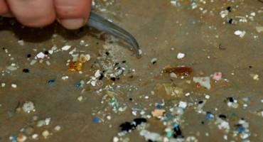 Plastic in oceans 1