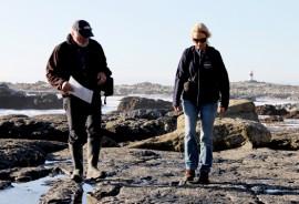 Tsunami researchers
