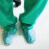 doctor's feet