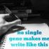 lefty writing