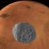"""This work shows that samples from Mars can indeed be found in the soil of Phobos, and how their concentration might change with depth. That will be critical in the design of the drills and other equipment,"" says James Head. (Credit: JihemD/Wikimedia Commons)"