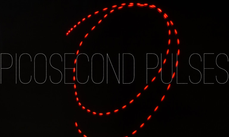 """What's cool about this is that we have a material, we excite it with a 150-femtosecond pulse, wait for 100 picoseconds, and all of a sudden a picosecond pulse comes out. It's a long delay,"" says Junichiro Kono. (Credit: Pat Pilon/Flickr, font by Tyler Finck/FontSquirrel)"