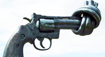 The report calls for prevention efforts, guided by research, to reduce the introduction of firearms into family and community conflicts; policies that identify and provide adequate treatment for the mentally ill; increased research funding; and better access to gun-related administrative data to identify potential prevention strategies.  (Credit: abac077/Flickr)