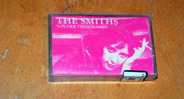 The Smiths cassette tape