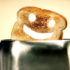"Seeing Jesus in a piece of toast, for example, reflects our brain's normal functioning and the active role that the frontal cortex plays in visual perception. Instead of the phrase ""seeing is believing,"" the results suggest that ""believing is seeing."" (Credit: ""toaster"" via Shutterstock)"