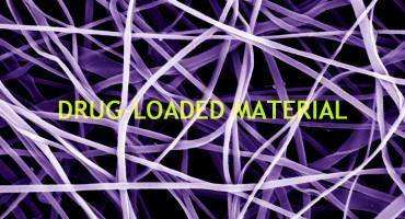 electrospun fabric fibers