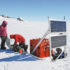 seismic station in Antarctica