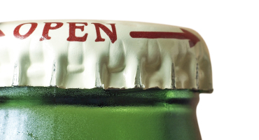 beer bottle macro