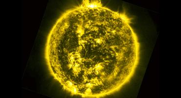 solar flare June 2014