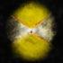 stellar explosion expels material