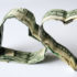 heart-shaped dollars