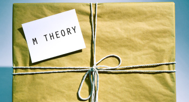 string theory wraps up the whole package