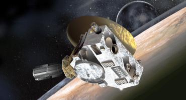 New Horizons spacecraft nears Pluto