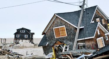 hurricane sandy houses