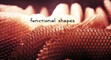 honeycomb concept illustrates microtissue hexagons