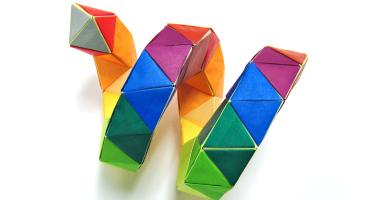 """""""genomic origami"""" concept"""