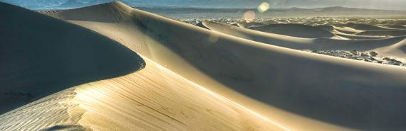 sand dune in California