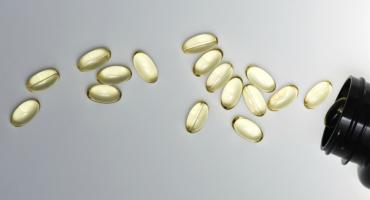 vitamin E pills