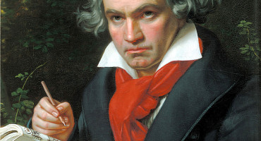 Beethoven portrait by Stieler