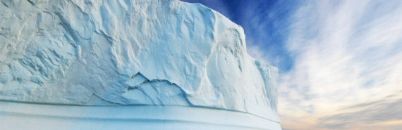 Greenland ice and sea