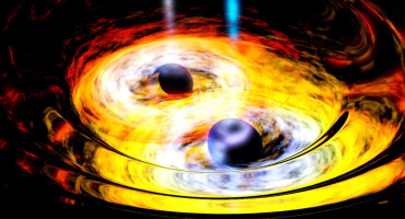 """The end stages of the merger of these supermassive black hole systems are very poorly understood,"" says Matthew Graham. (Credit: NASA)"