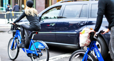 people in nyc use citi bike