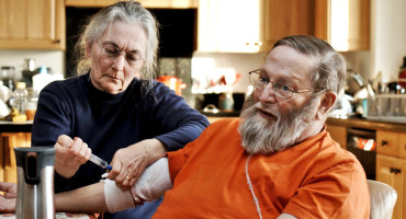 home health care patient