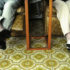 two older adults sitting