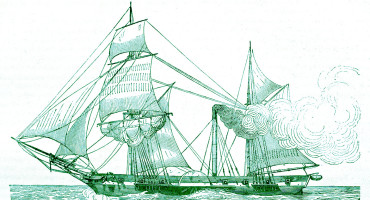 steamship engraving