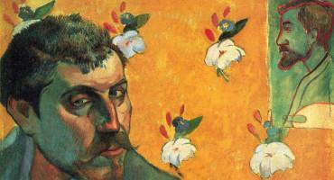 Paul Gauguin 1888 self-portrait