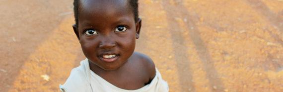 child in Malawi