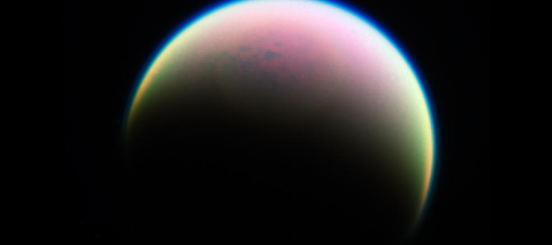 Titan, Saturn's moon