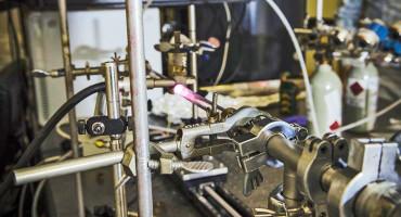 plasma enhanced chemical vapor deposition system