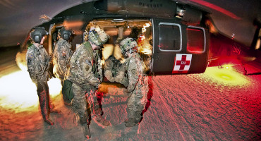 military medic training