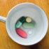 pills in a mug