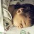newborn baby in blanket