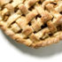 pie with lattice crust - comfort food