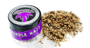 synthetic marijuana and its container