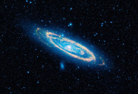 Andromeda galaxy - extraterrestrial life?