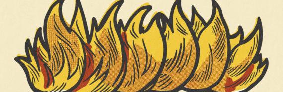 hell fire illustration