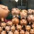 piggy banks symbolize inflation