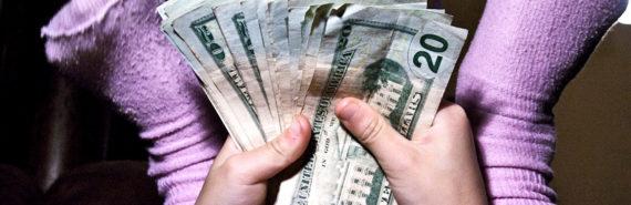 socks and cash - tax evasion?