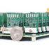 32-channel tuned amplifier array