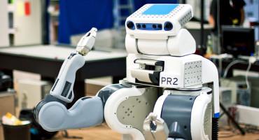 PR2 robot like BRETT
