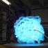blue brain light