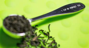 green tea spoon