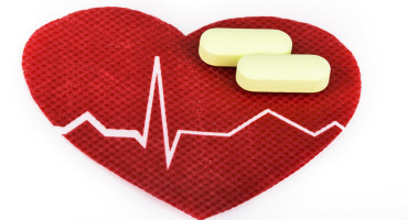 two pills on heart