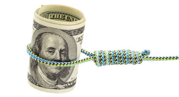money and a rope